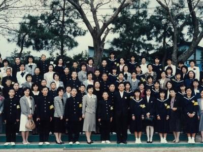 磐田第一中学校に入学
