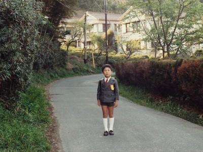 横須賀小学校に入学
