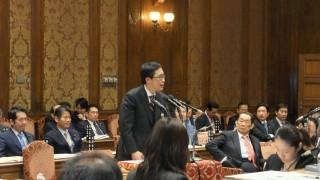 1 予算委員会質問