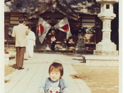 旧大須賀町 三熊野神社にて撮影。